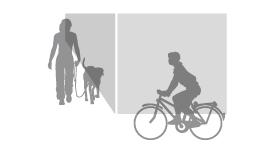Bike with enough precaution