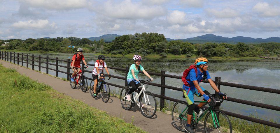 A leisurely Tsugaru-paced local ride through Goshogawara