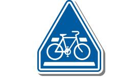 자전거 횡단대