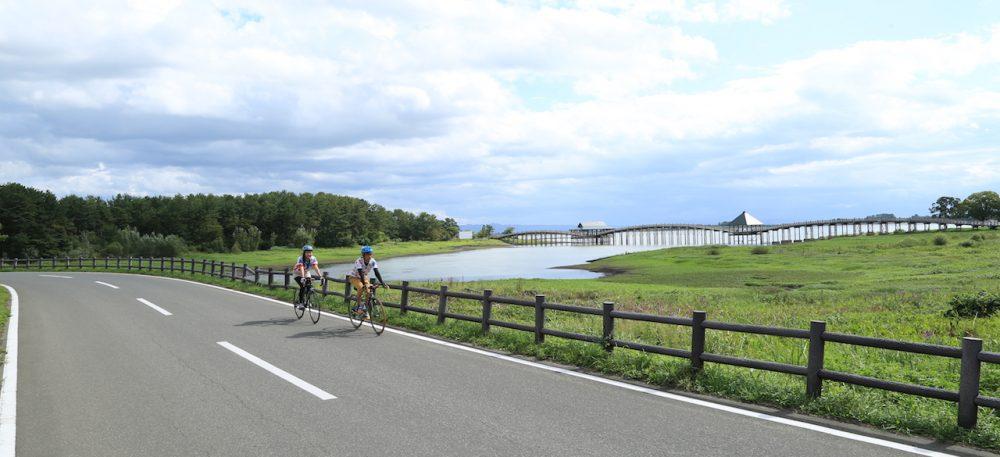 츠루노 마이 다리(鶴の舞橋)
