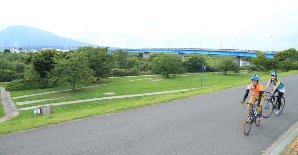 이와키 강(岩木川)