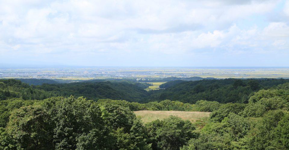 마노가미 산(馬ノ神山)
