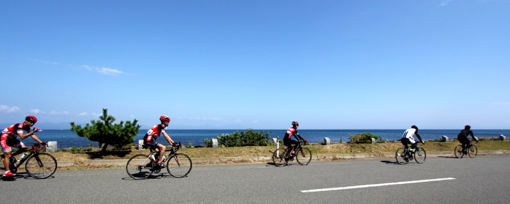 サイクリングの基本