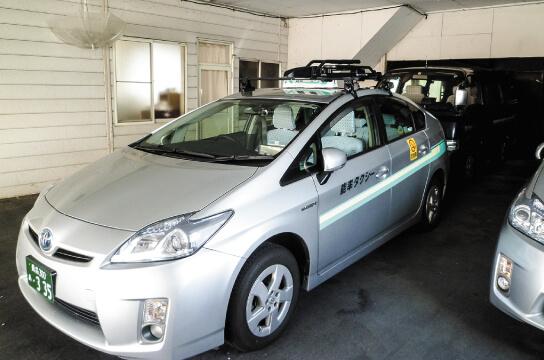 (有)能率タクシー