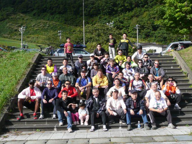 日本国青森県奥入瀬渓流サイクリング「2017秋の陣」