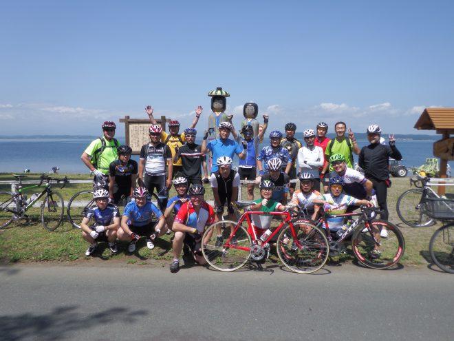 日本国青森県小川原湖一周サイクリング「2016 夏の陣」
