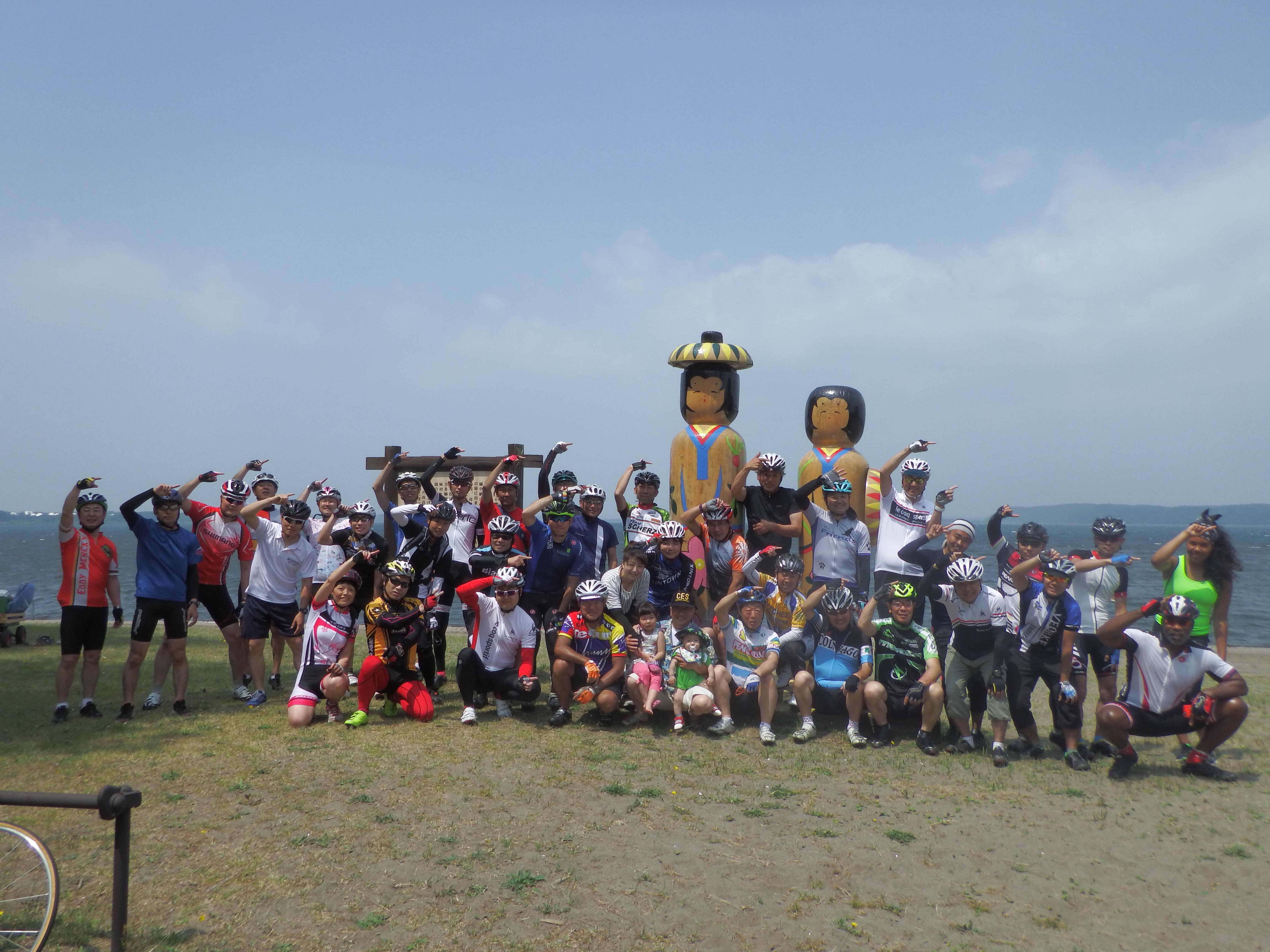 日本国青森県小川原湖一周サイクリング「2019夏の陣」